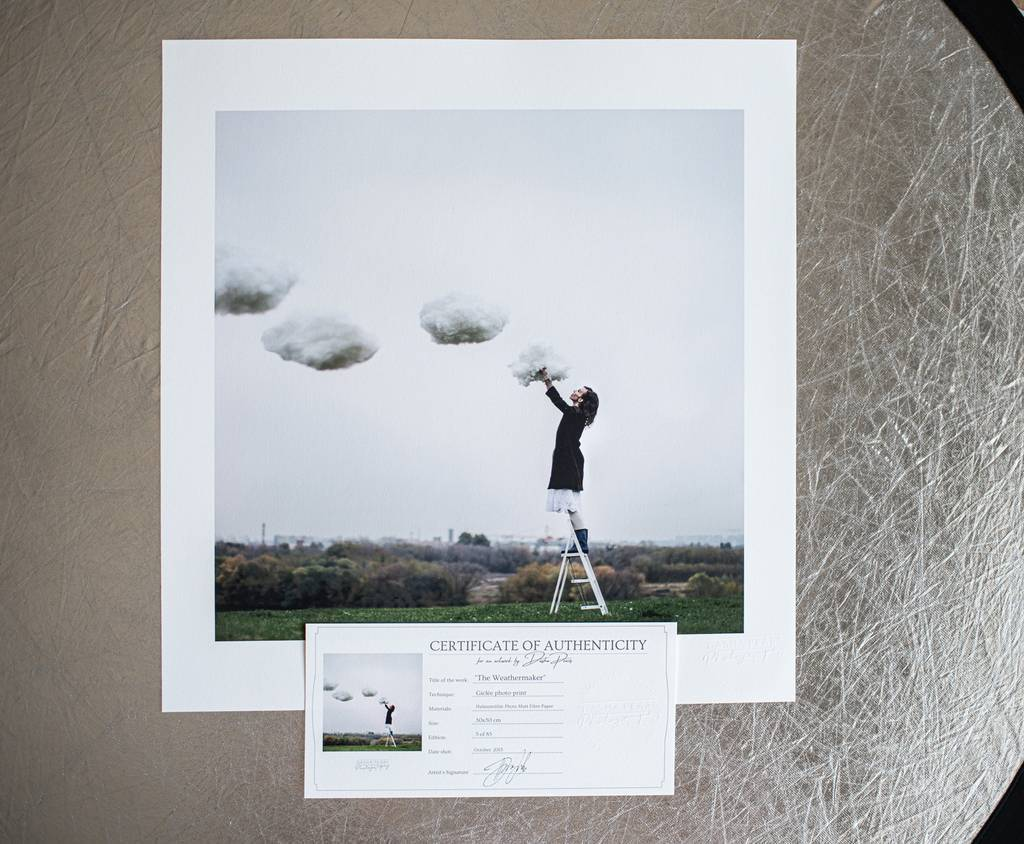 Weathermaker - Limited Edition Print