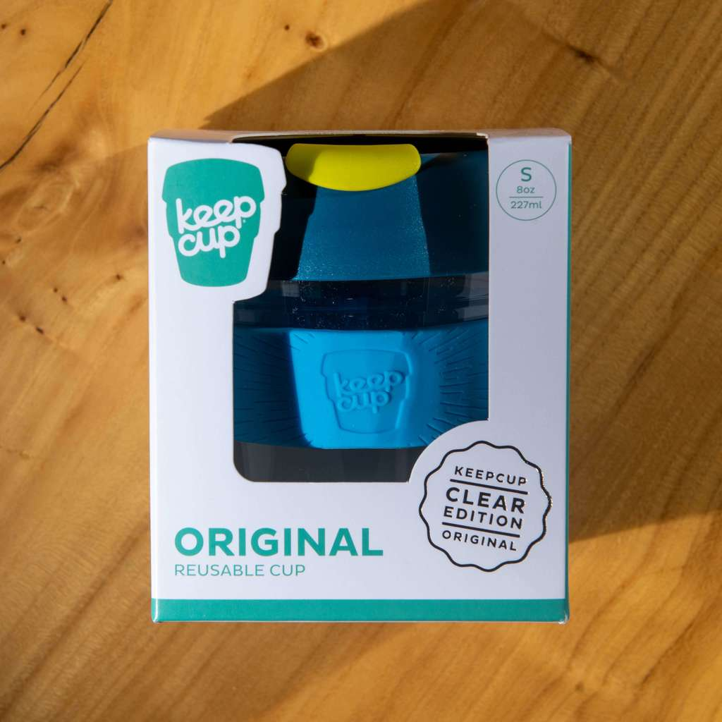 keepcup original clear edition S-227ml OZONE