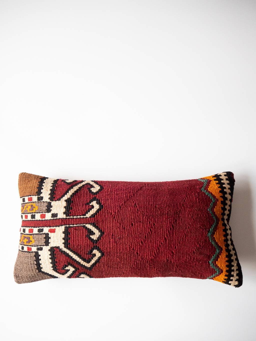 Kilim cushion Wild Flower