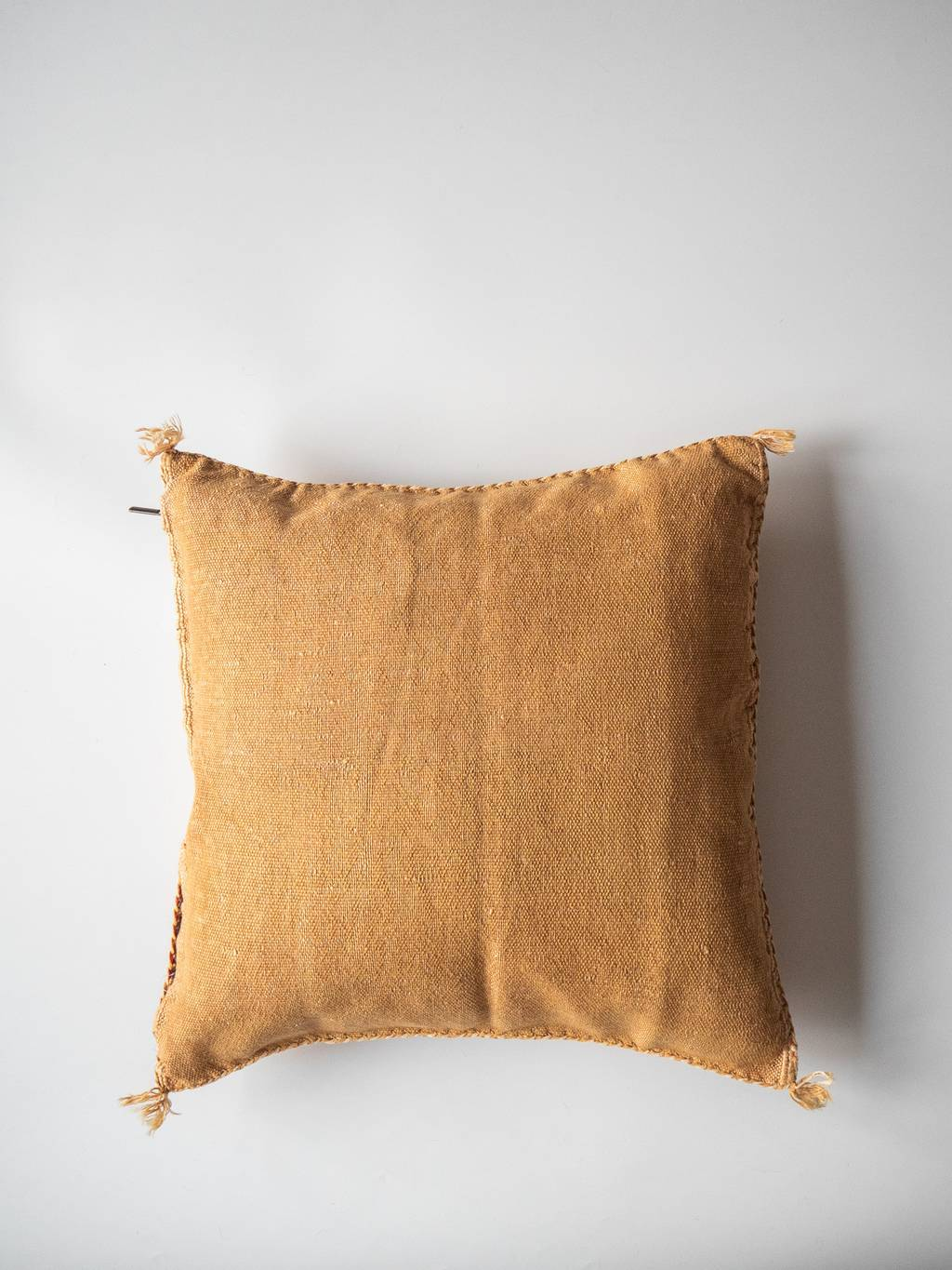 Cactus Silk Cushion Sand