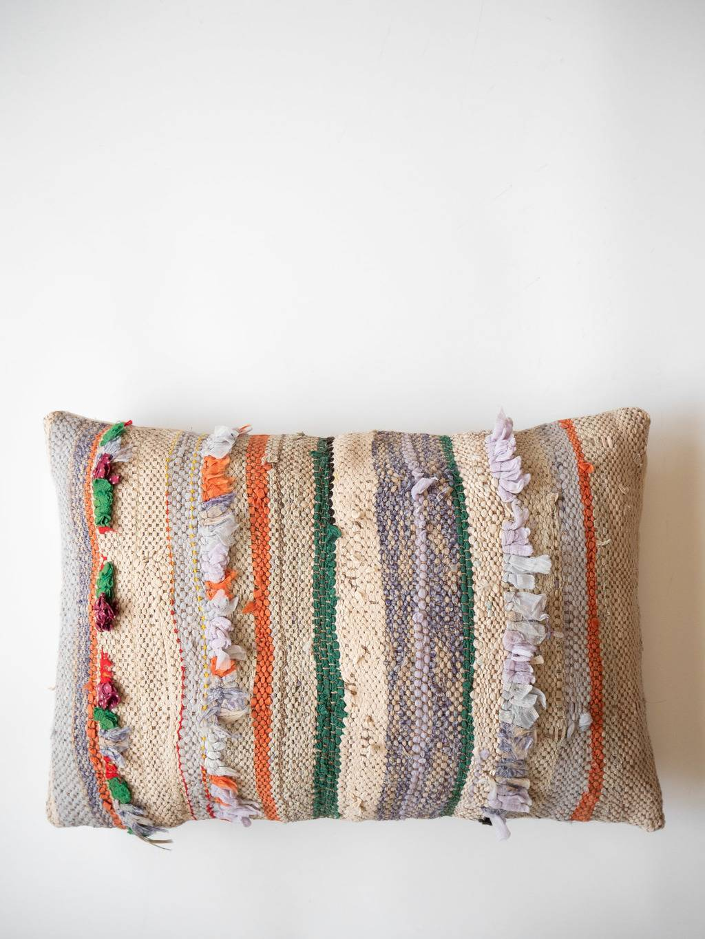 Morrocan Cushion Boucharouite