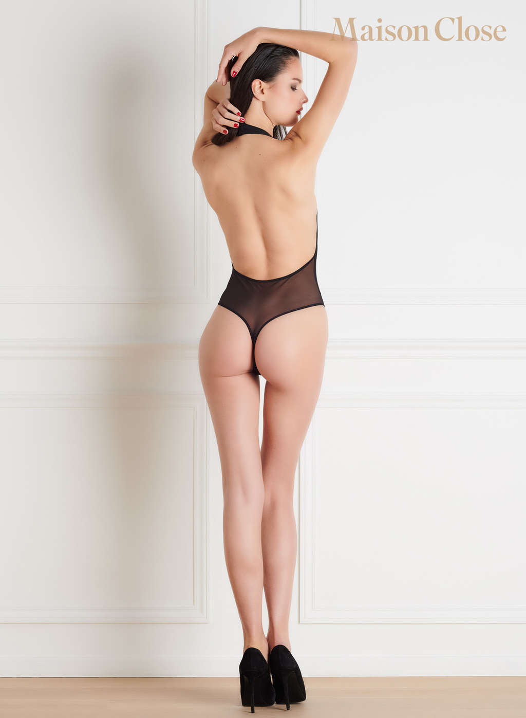 Боди Maison Close Pure Tentation 608076