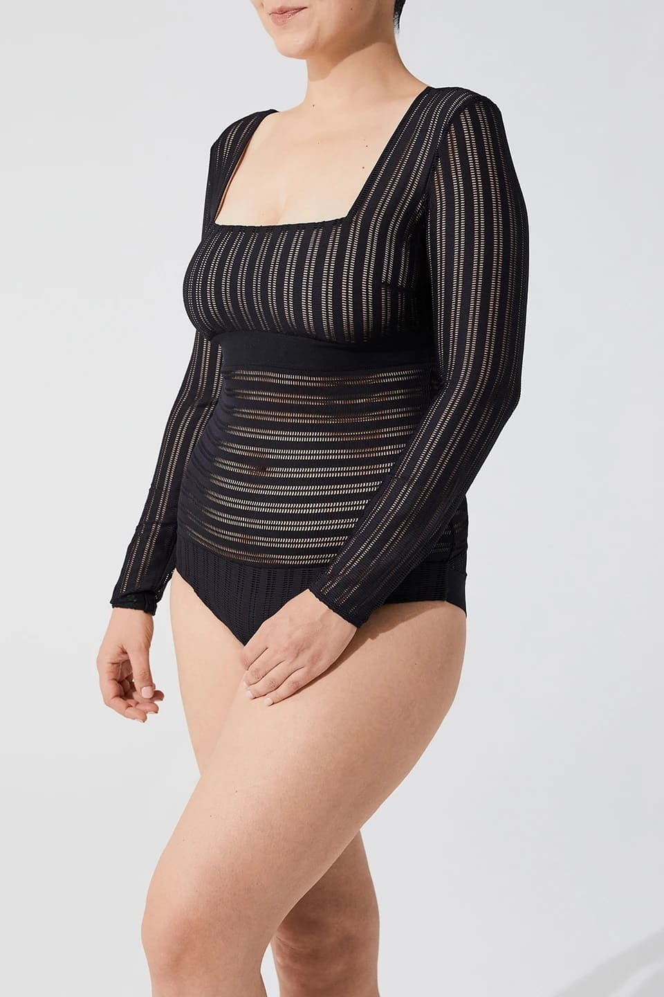 Боди Opaak EWA Long Sleeved Body