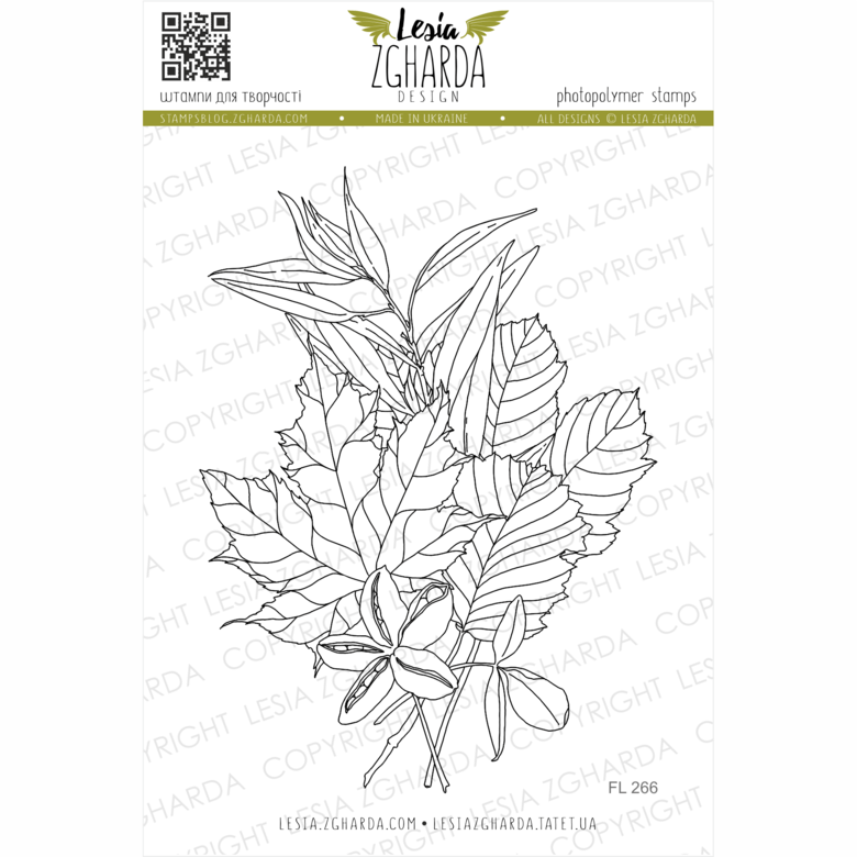 Fall-leaves-stamps-by-Lesia-Zgharda-clear-stamp