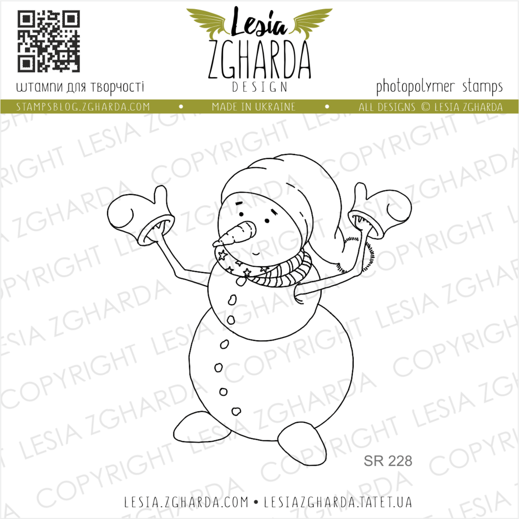 Lesia Zgharda Stamps {SR228} Snowman stamp. A lot of christmas stamps, holidays stamps, merry christmas stamp, happy new year stamp, greetings stamps, winter stamps, cardmaking ideas stamping and others clear stamp you can find in the store lesia.zgharda.com Welcome!