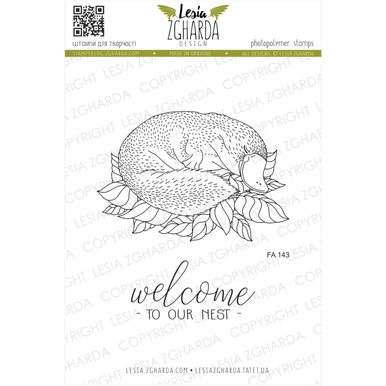 Lesia Zgharda Stamps {FA143} Platypus with handwritten sentiments stamps. A lot of fauna stamps products, nature stamps, forest animals stamps, platypus stamp, sentiment stamp sets, woodland stamps, and others clear stamp you can find in the store lesia.zgharda.com Welcome!