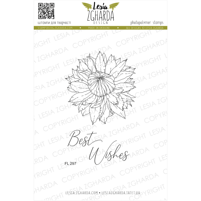 Lesia Zgharda Stamps {FL297} Stamp set Clematis with sentiment stamp Best Wishes. A lot of floral stamps, stamp lettering, сlematis stamp, sentiment stamp sets, flower stamps, handwritten sentiments, nature stamps, greetings stamps, spring stamps and others clear stamp you can find in the store lesia.zgharda.com Welcome!