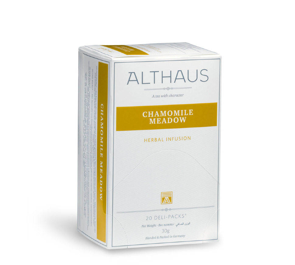 Чай ALTHAUS Chamomile Meadow