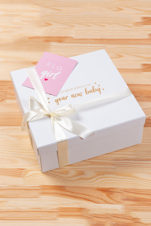 NEWBORN BOX set 6
