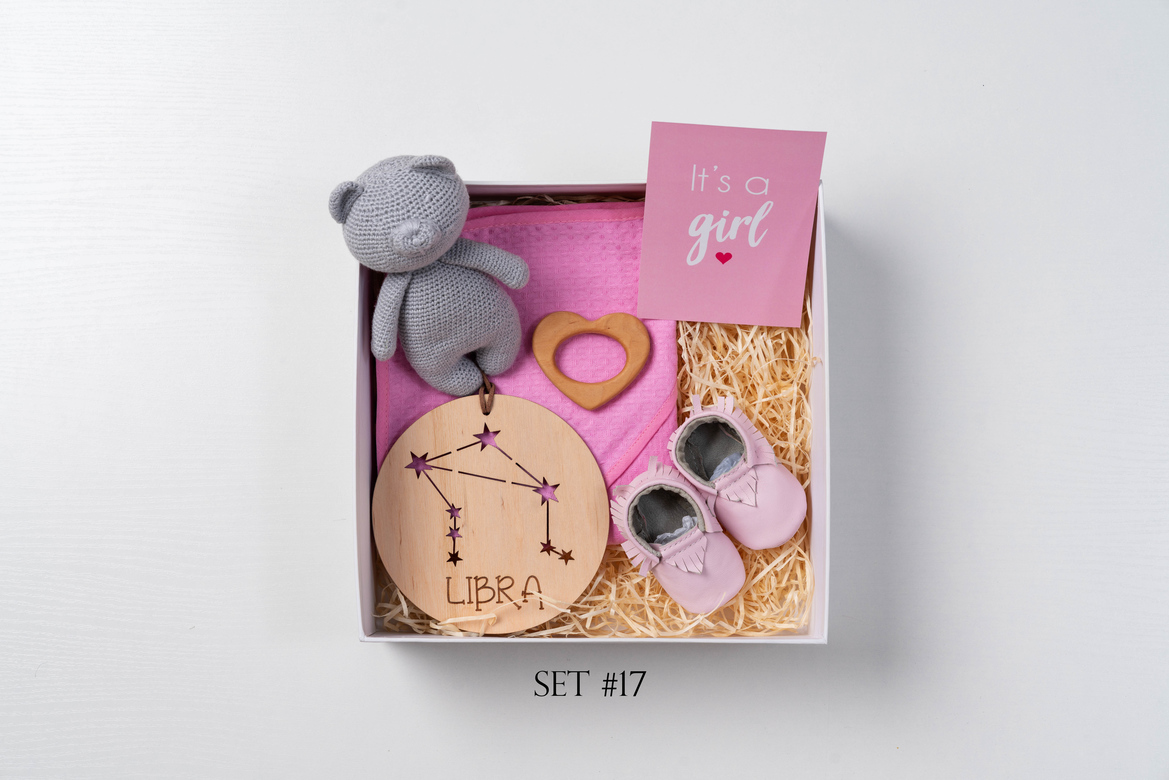 NEWBORN BOX set 17
