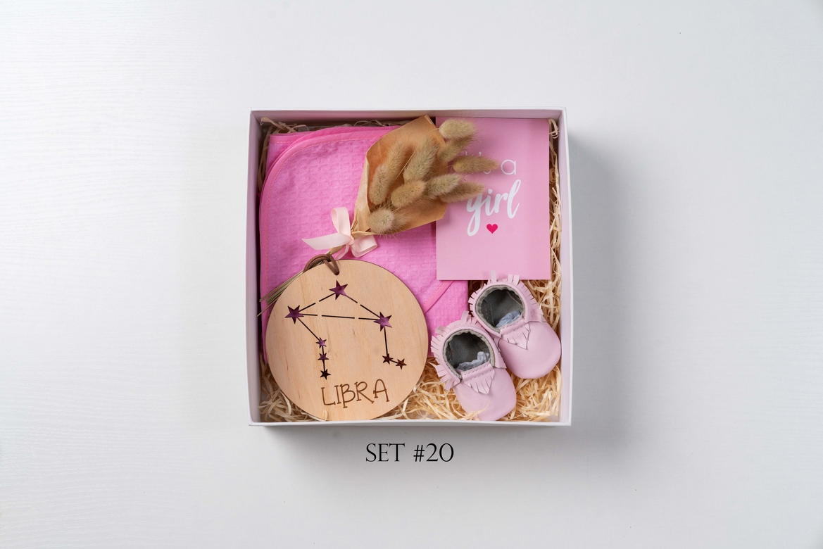 NEWBORN BOX set 20