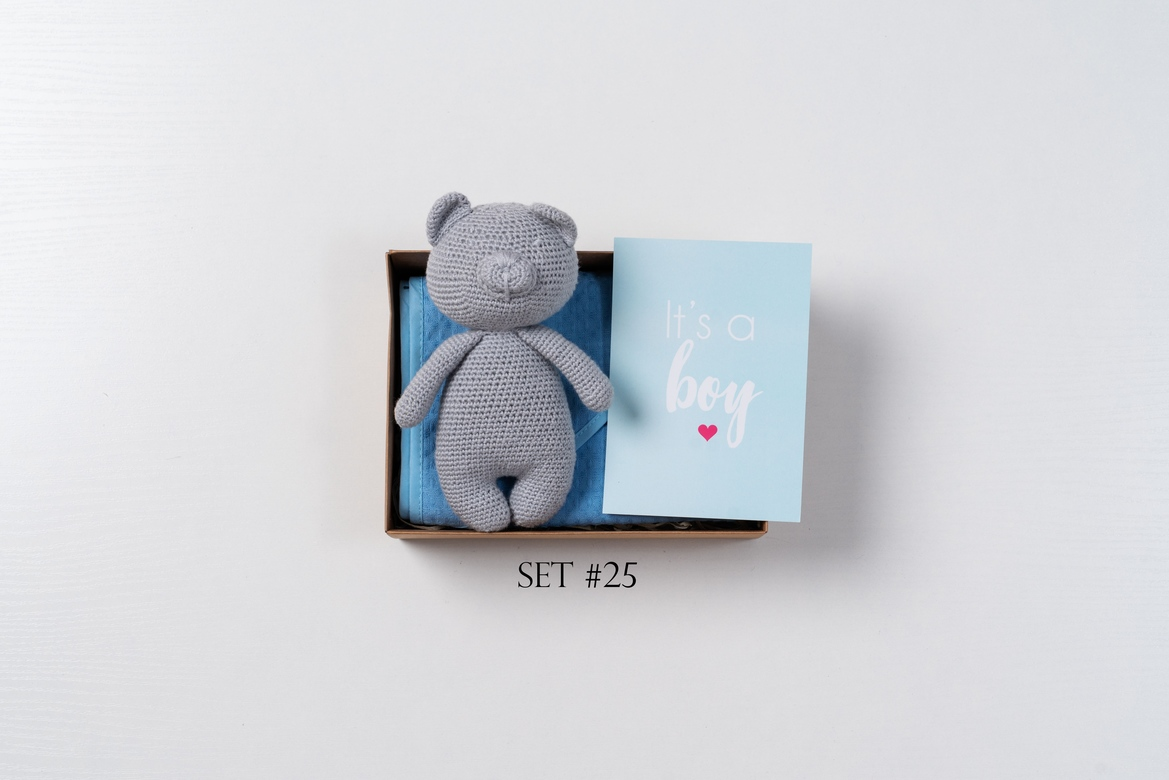 NEWBORN BOX set 25