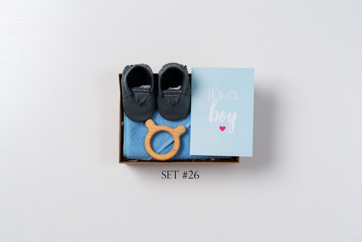 NEWBORN BOX set 26