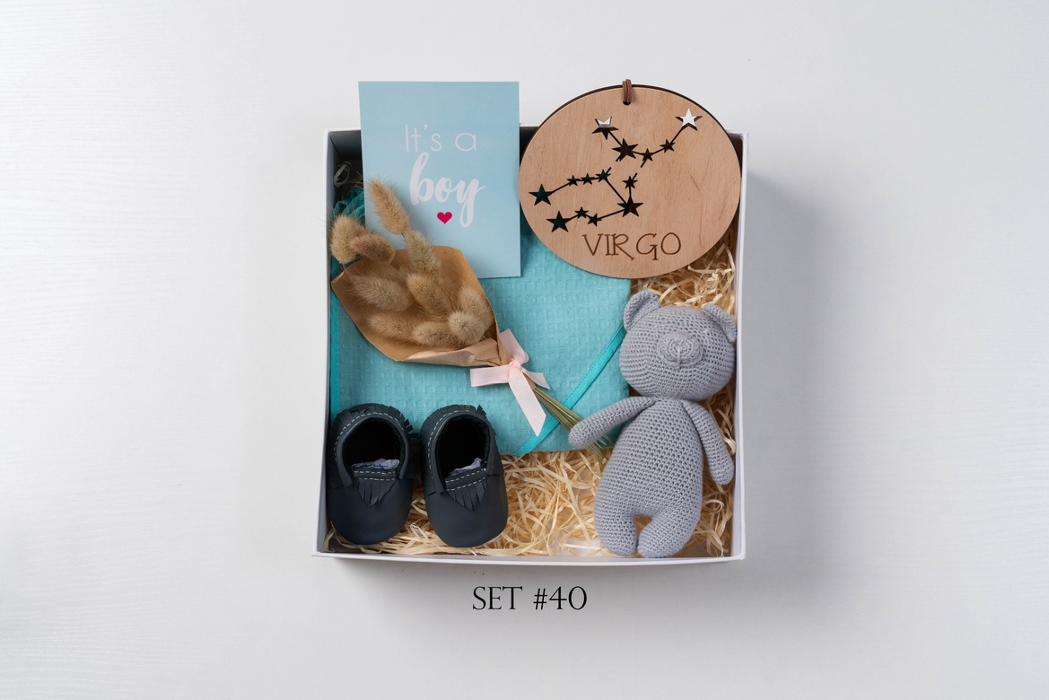 NEWBORN BOX set 40