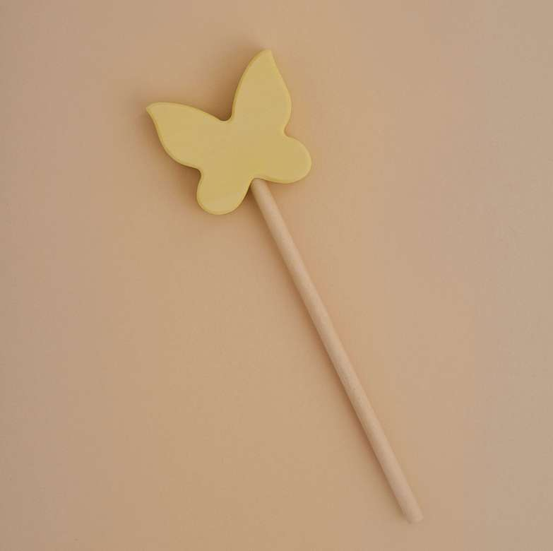 Magic wand butterfly