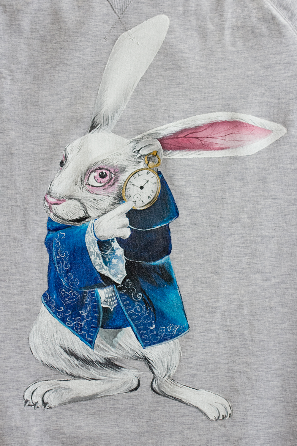 Толстовка The White Rabbit