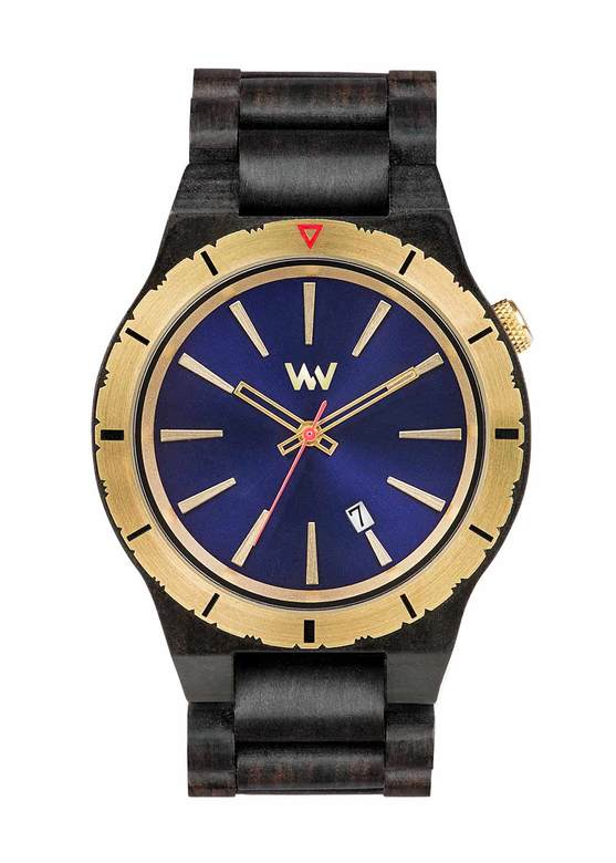 WeWood Assunt MB Blue Gold
