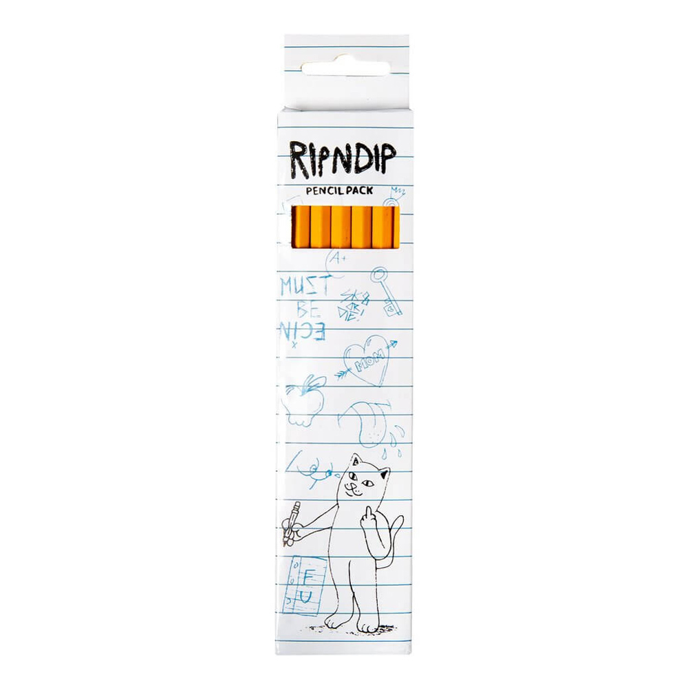 Карандаши RIPNDIP Buy Me Wooden Pencil Pack
