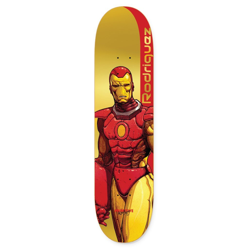 Дека Primitive X Marvel Rodriguez Iron Man 8,125