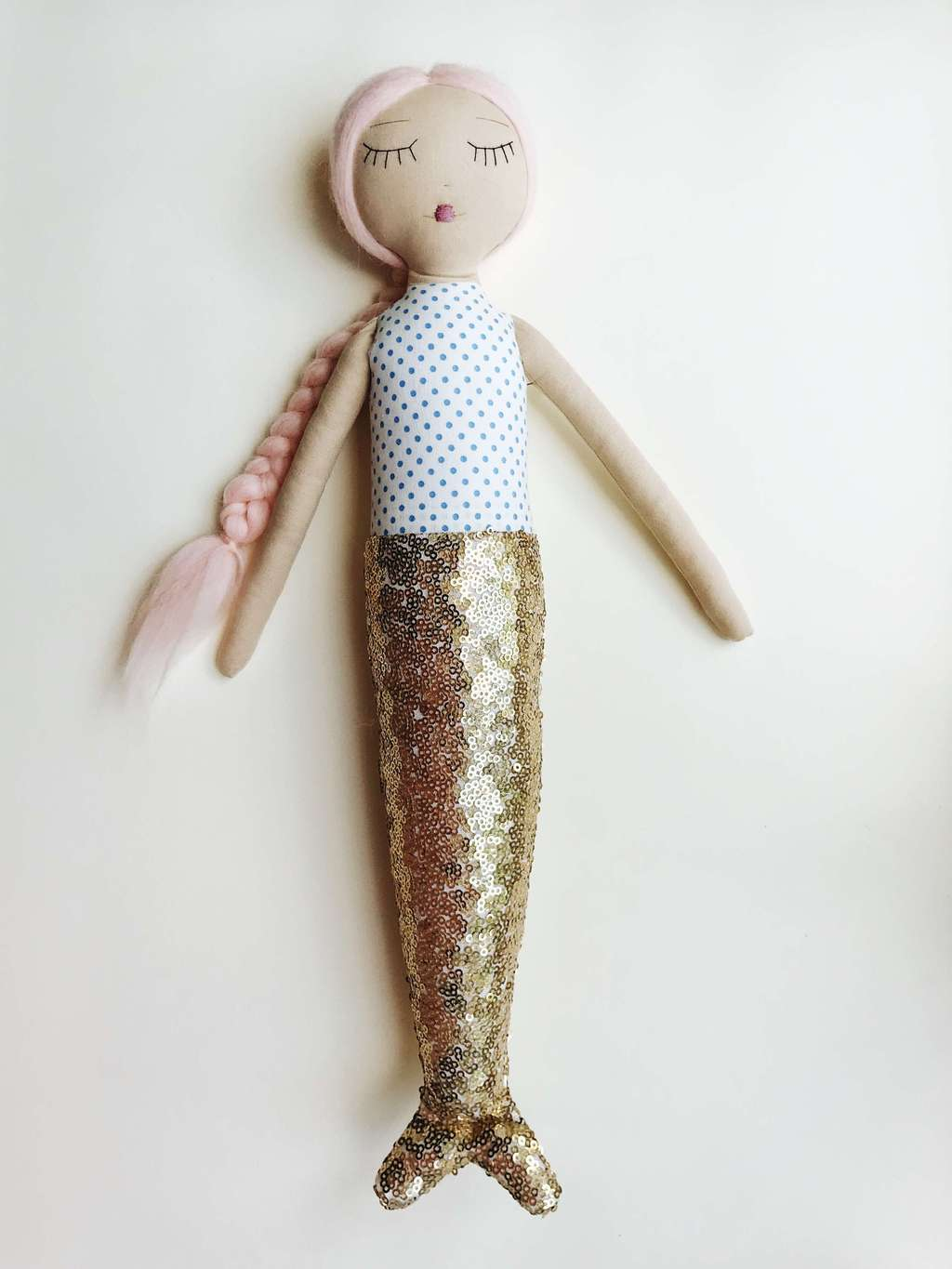 Кукла KULЁMA MIA MERMAID
