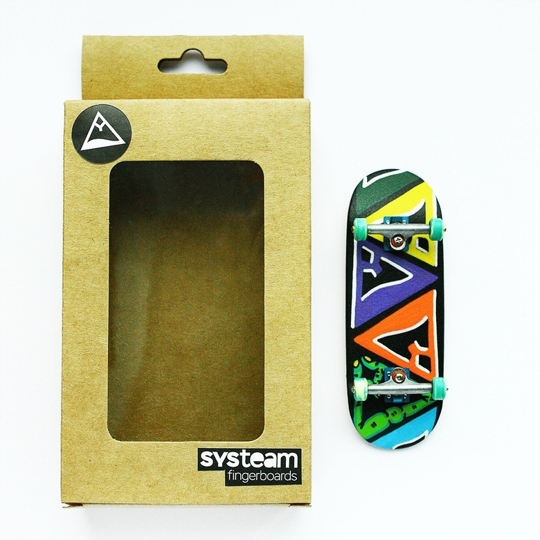SYSTEAM Fingerboards PRO комплит