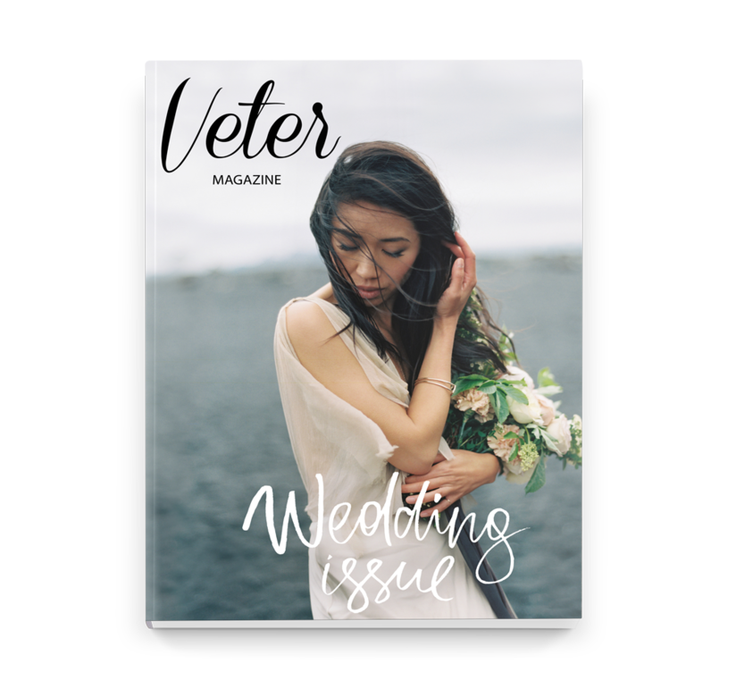 Veter Magazine Vol.4 / wedding