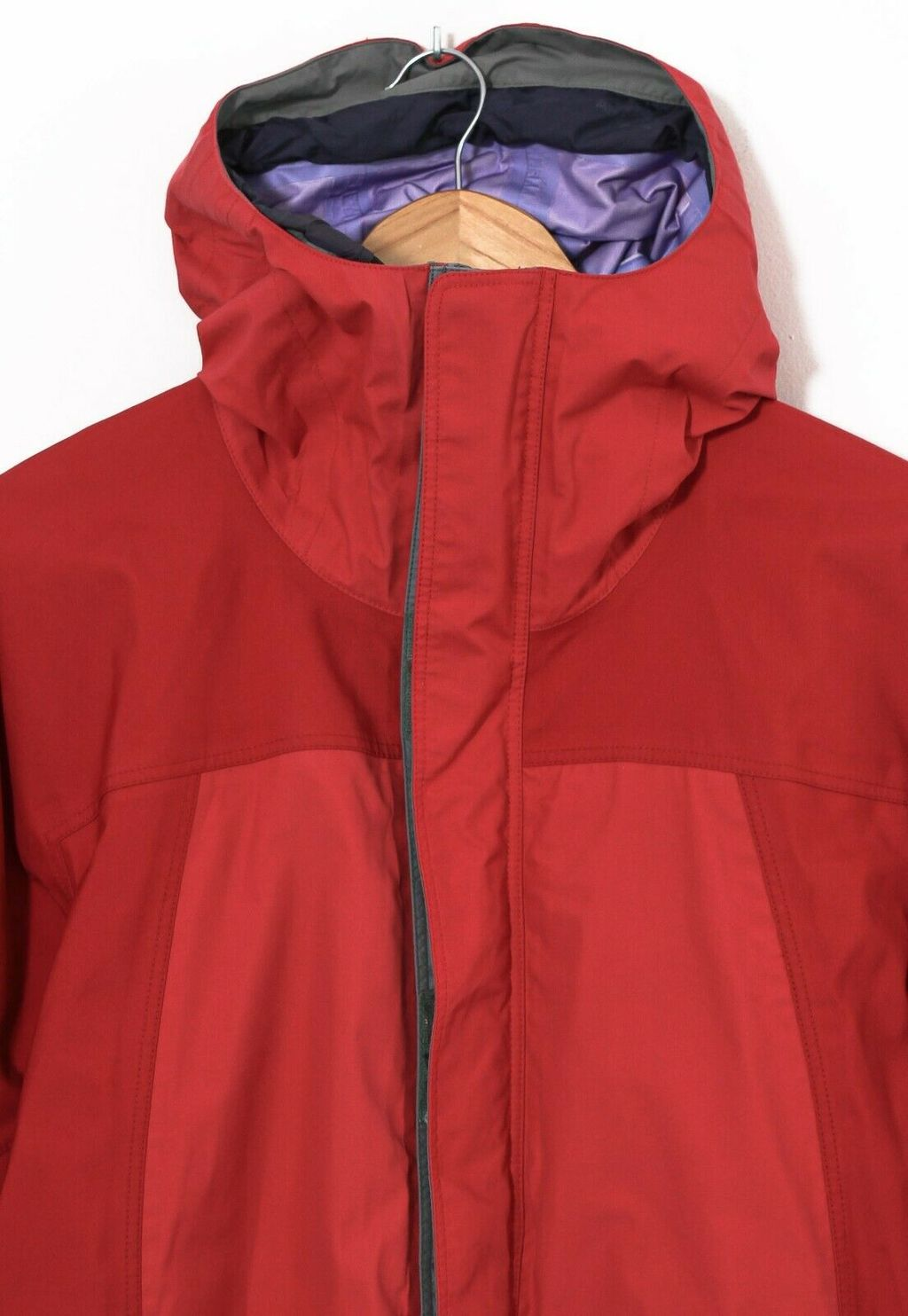 Винтажная куртка PATAGONIA Shell Windbreaker Jacket Coat Red