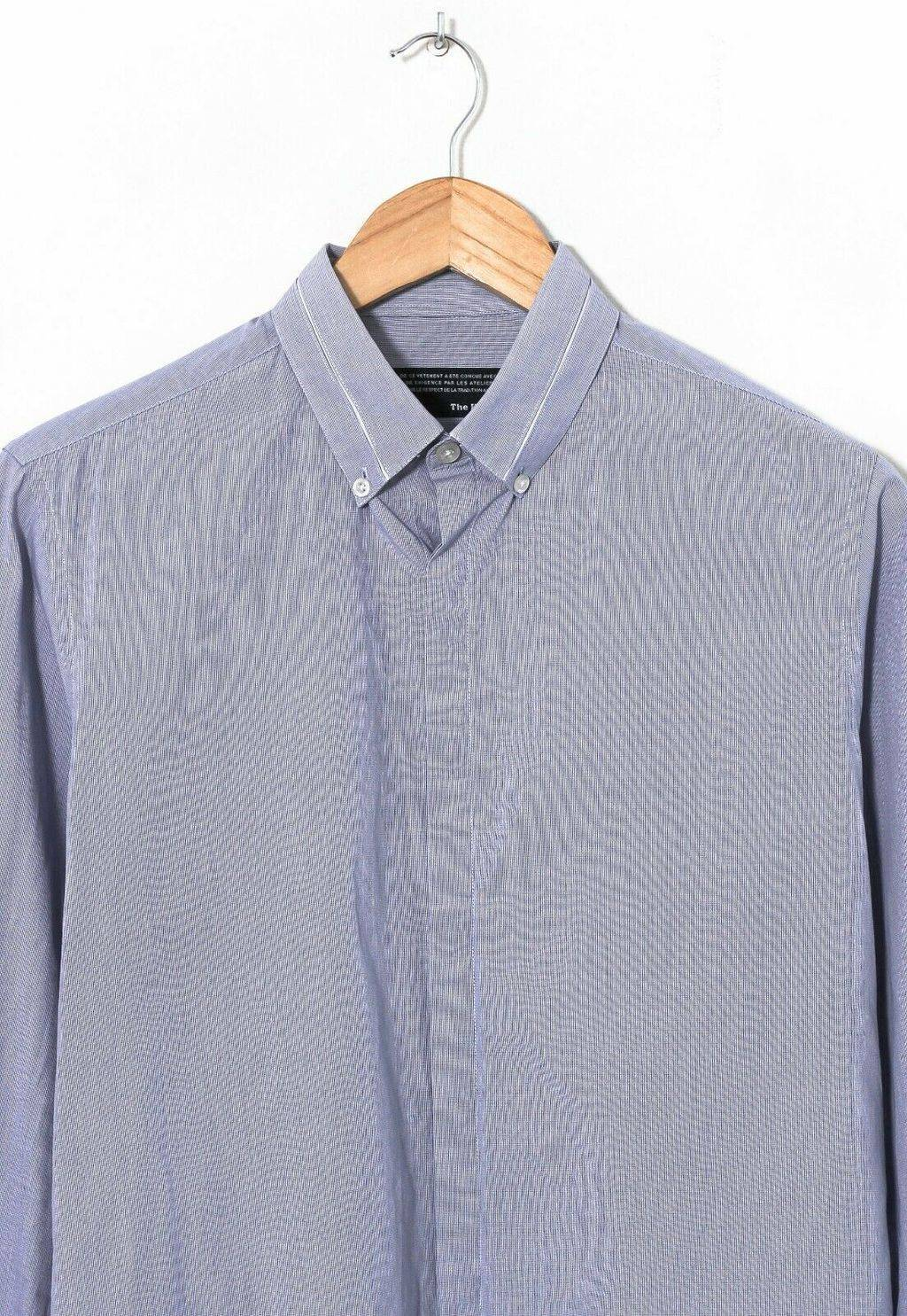 Винтажная рубашка THE KOOPLES Button Down Blue