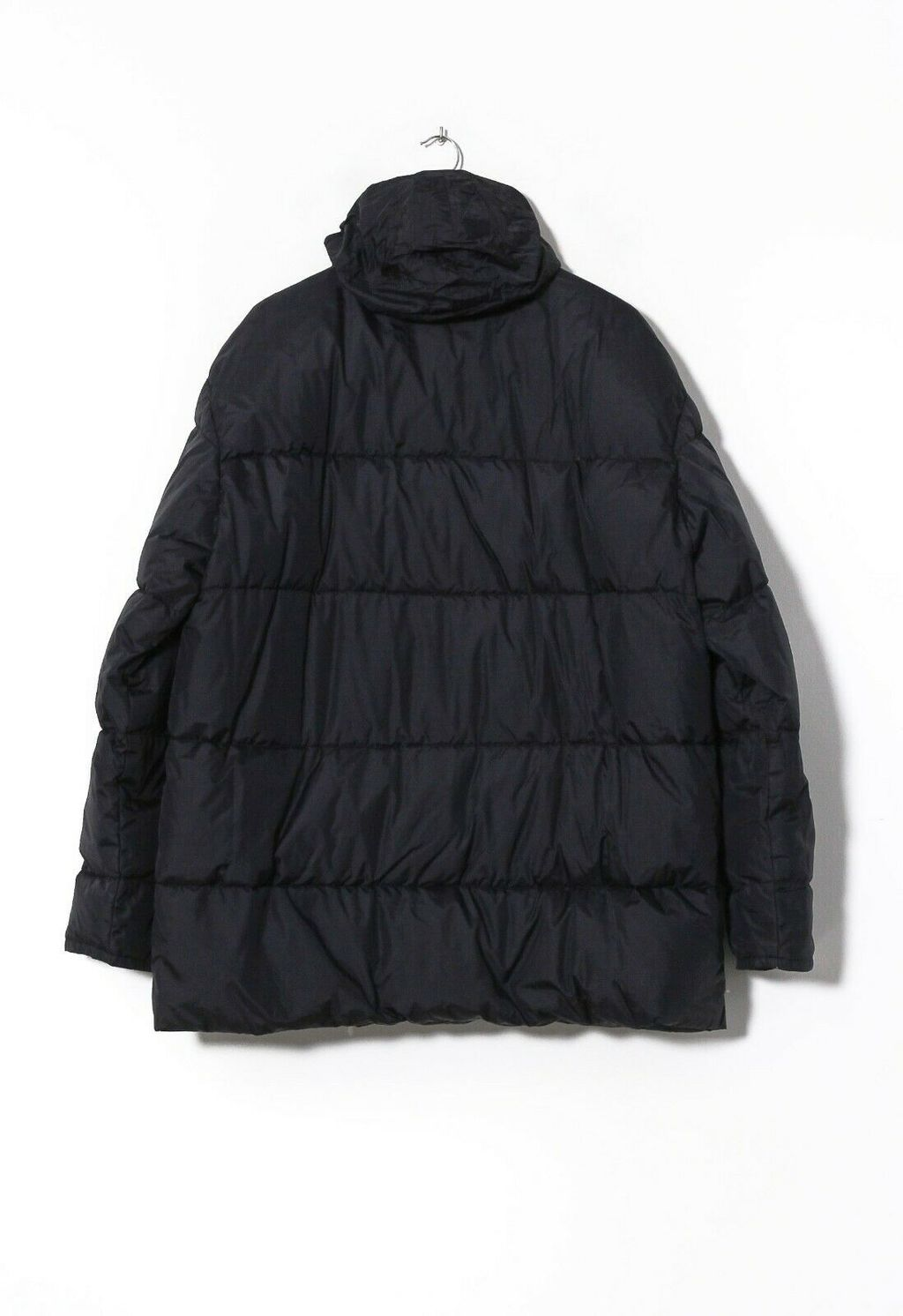 Винтажный пуховик 90s MASSIMO OSTI Puffer Winter Down Black