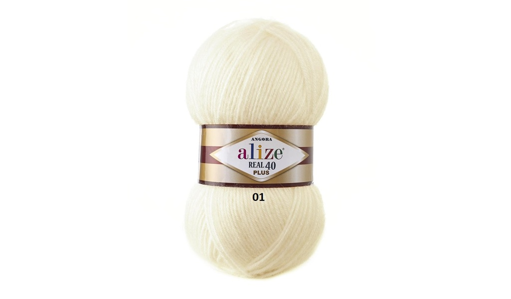 <b>Angora Real 40 Plus Alize</b>