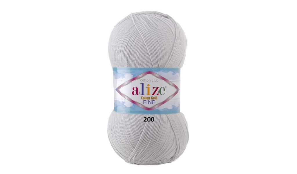 <b>Cotton Gold Fine Alize</b>