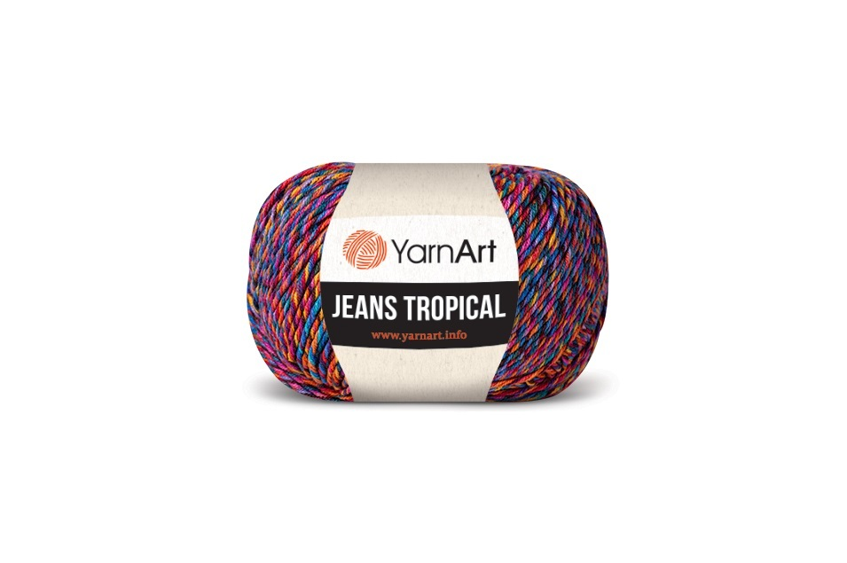 <b>Jeans Tropical YarnArt</b>