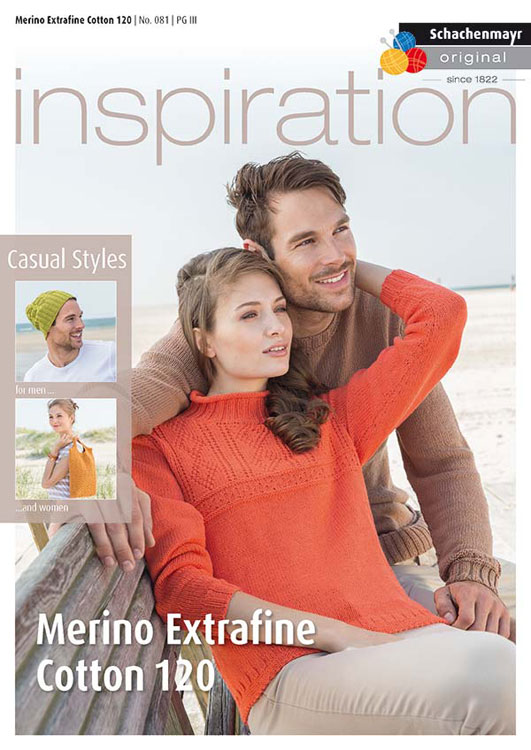 Журнал Inspiration 081 Merino Extrafine Cotton