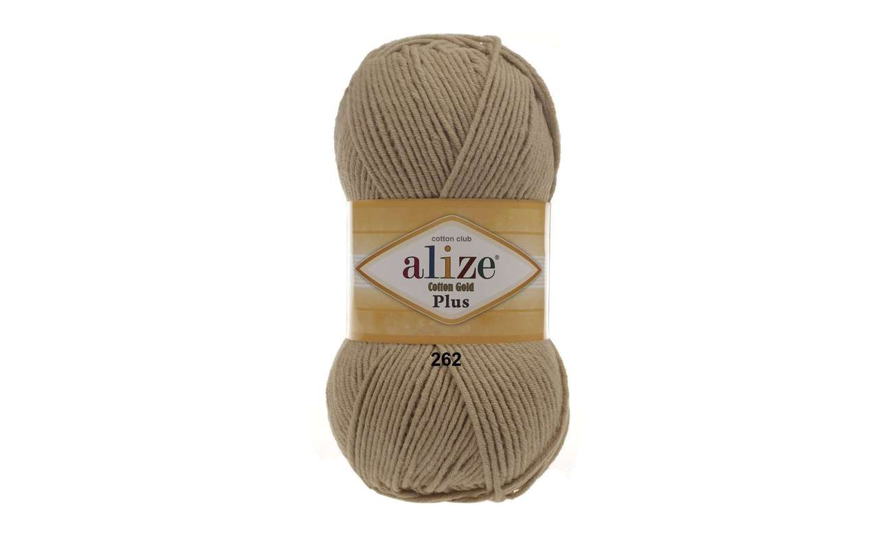 <b>Cotton Gold Plus Alize</b>