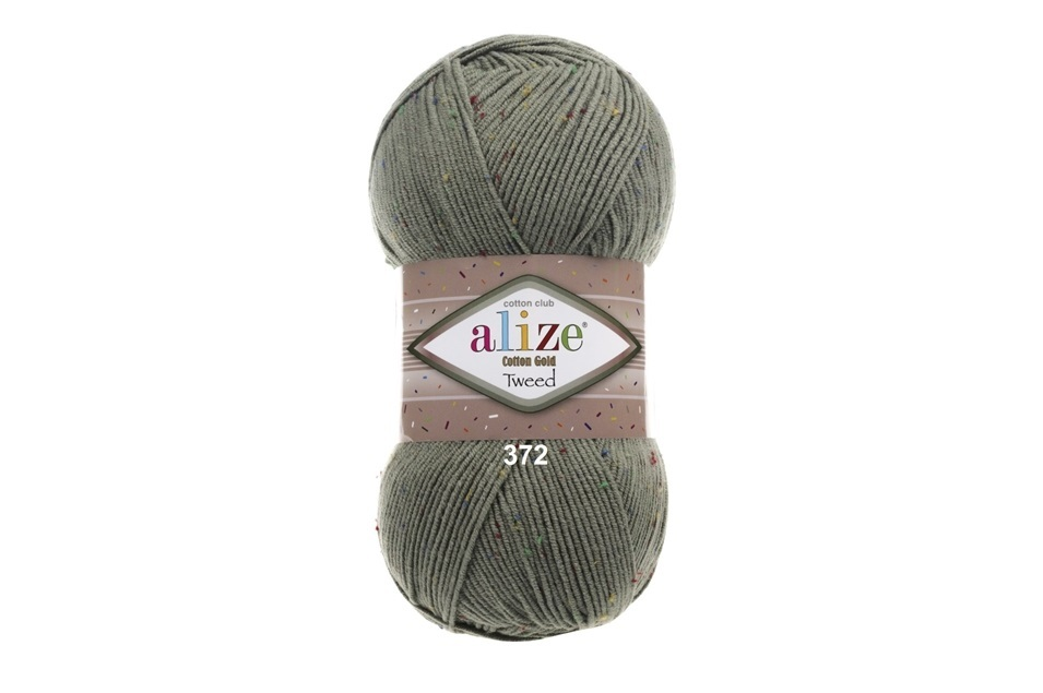 <b>Cotton Gold Tweed Alize</b>