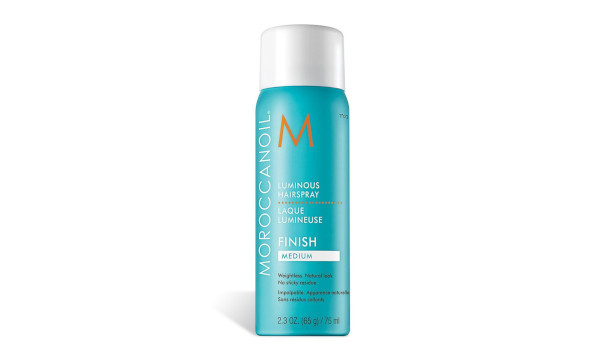 Moroccanoil Luminous Hairspray Medium Сияющий лак