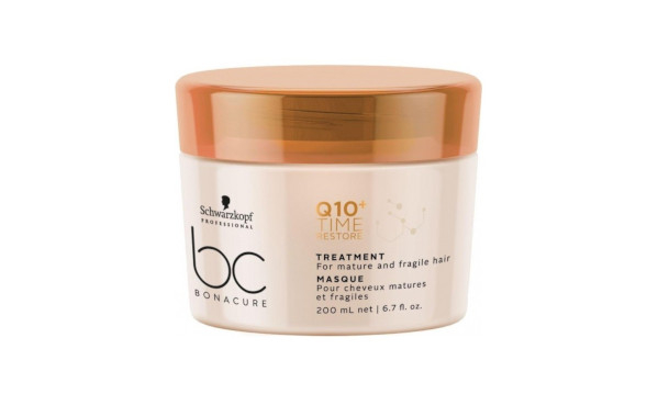 Schwarzkopf Professional Bonacure Q10+ Time Restore Treatment Маска