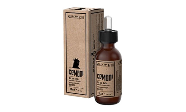 Selective Professional Cemani Beard Oil Масло для ухода за бородой и усами 50 мл