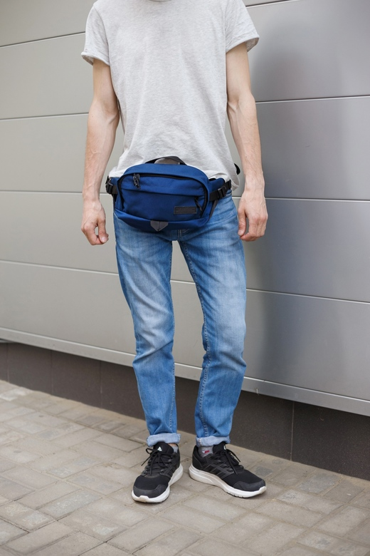 Hip Pack Big Blue
