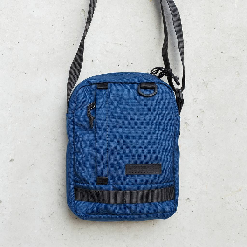 Shoulder Bag Big Blue