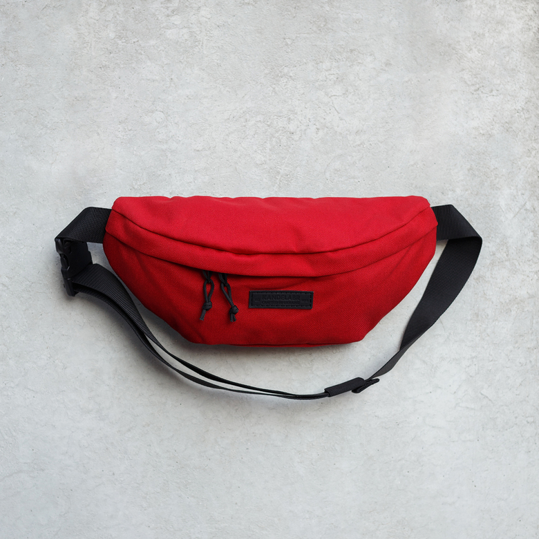 Hip Pack Large Red