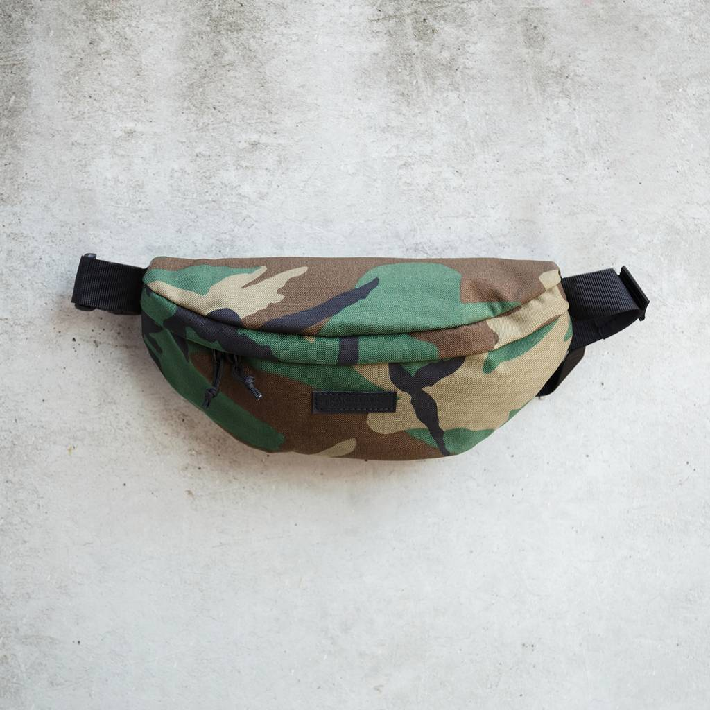 Hip Pack Large Woodland