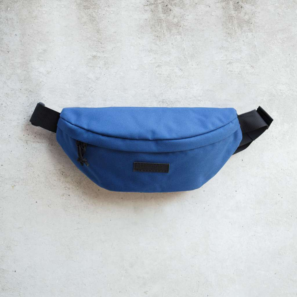 Hip Pack Large Blue