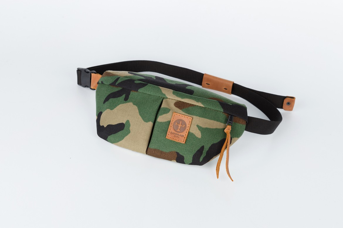 Hip Pack Woodland (brown)