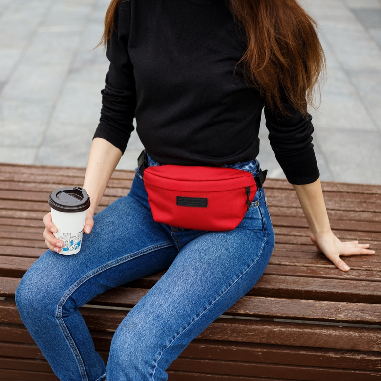 Hip Pack II Red