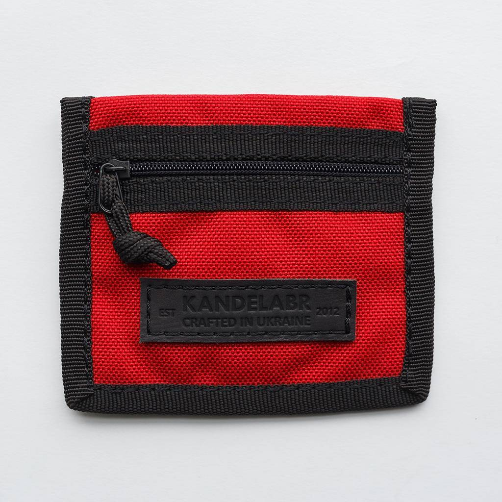 Кошелек Card Holder Red