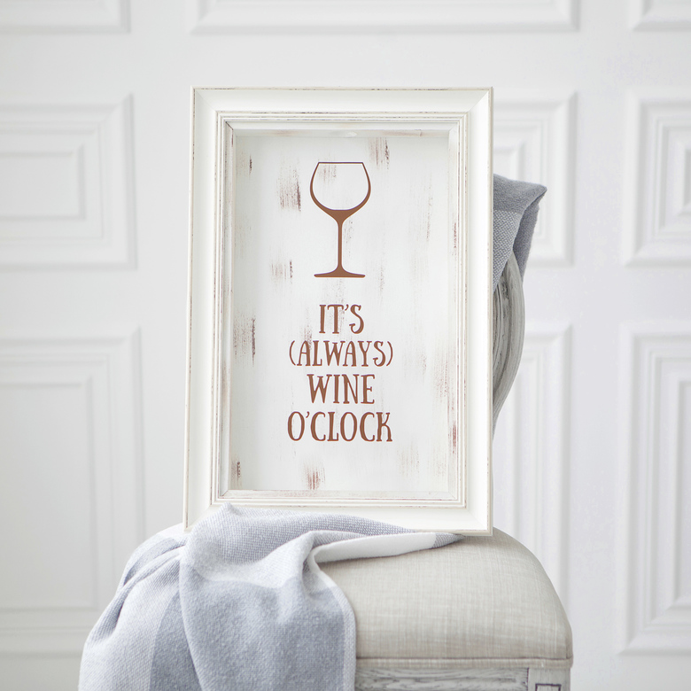 "Копилка  ""It's (always) wine o'clock"""