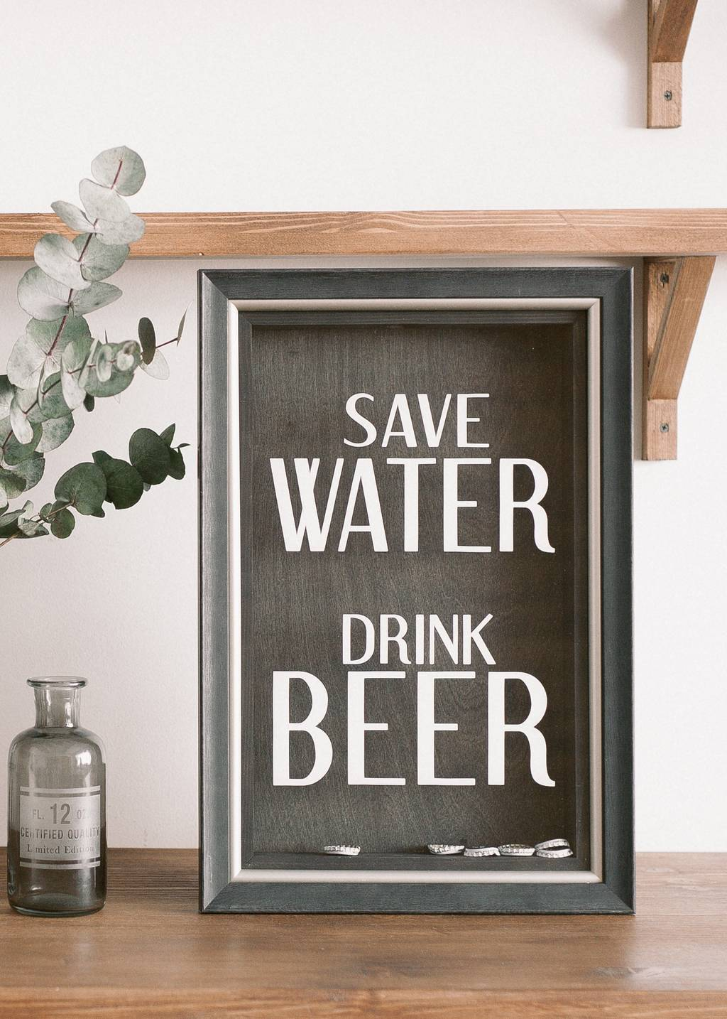 "Копилка ""Save water Drink beer"""