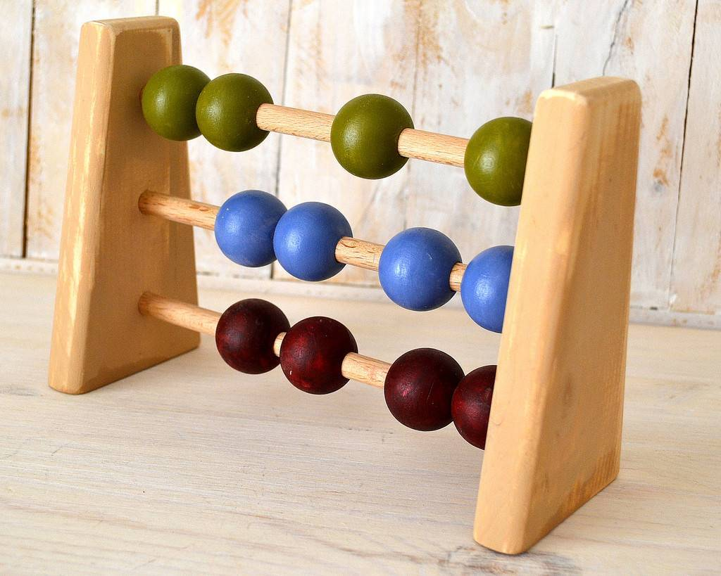 Abacus Colourful