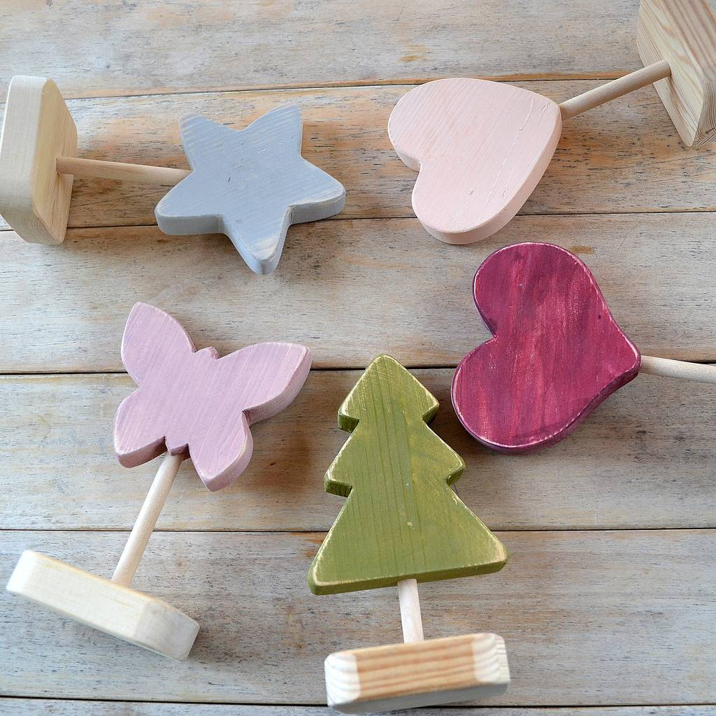 Heart cute - Christmas decoration, figure